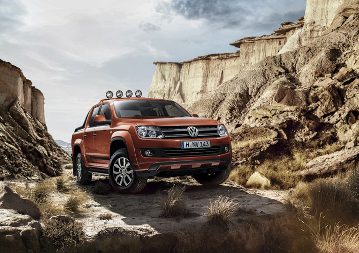 NERGER M&O : Tobias HABERMANN for VOLKSWAGEN AMAROK CANYON