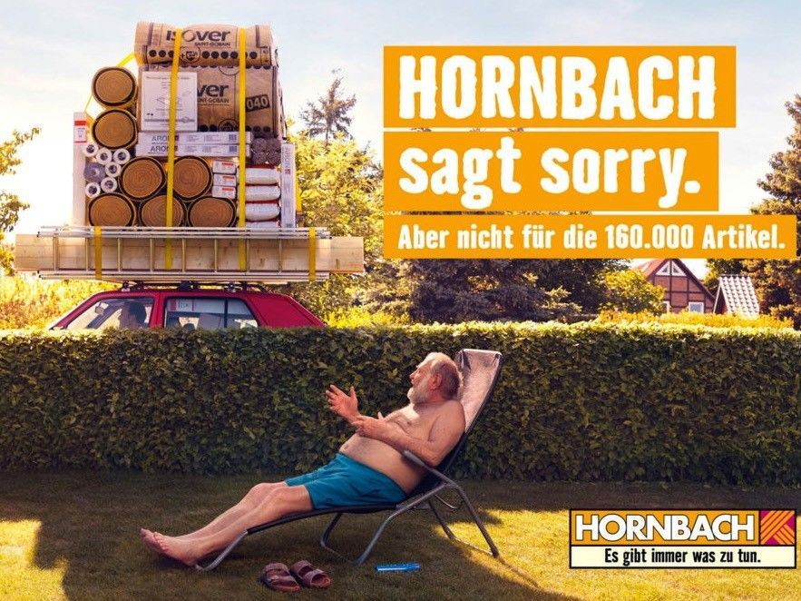 CLAAS CROPP CREATIVE PRODUCTIONS for Markus Mueller / Hornbach