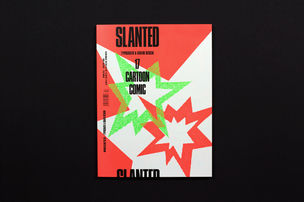 SLANTED MAGAZINE Issue 17 – Cartoon / Comic