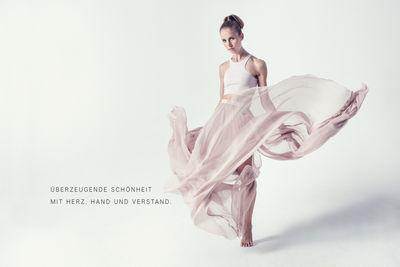 KLAUS HEINZLER - GERTRAUD GRUBER   CLIENT - GERTRAUD GRUBER KOSMETIK KULTUR   AGENCY - PANAMA   REPRESENTED BY BANRAP
