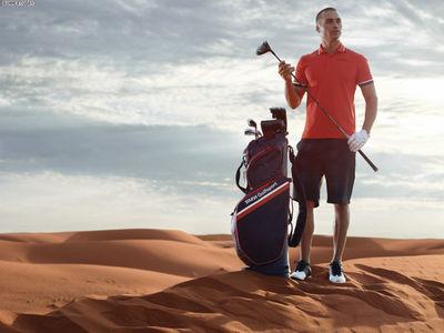HANNE EVANS PRODUCTION SERVICES for  BMW - Lifestyle - Golf / Jean-François Romero