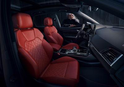 SEBASTIEN STAUB for Audi Q5 with Philipp und Keuntje