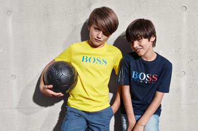 Hugo Boss Kids Spring Summer 18
