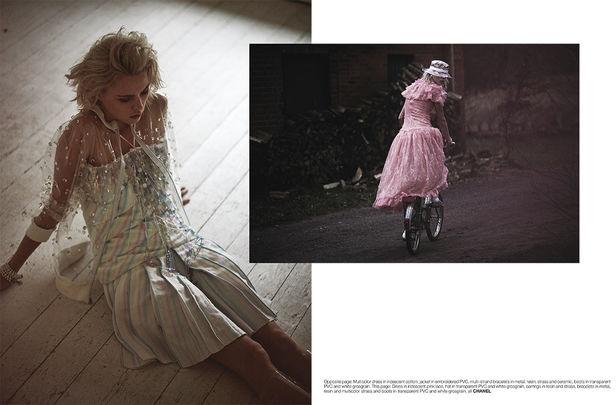 BIGOUDI Antonia Haacks für Sorbet Magazine / Chanel Special