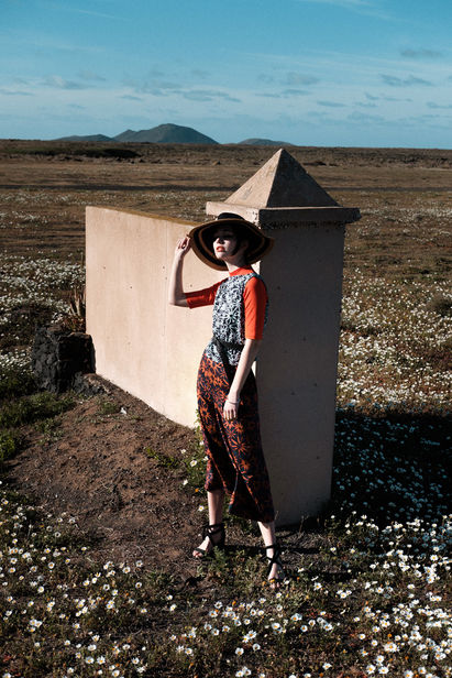 WILDFOX RUNNING Brix&Maas for Vegan Good Life MAg with 'Patterns of the sun'