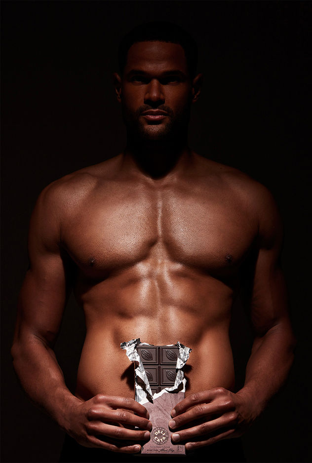 belly, butt, bonus', personal trainer/actor davy eduard king is the