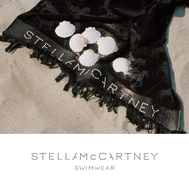 GLAM PRODUCTION produced Stella McCartney's latest lingerie and swimwear campaign in Los Angeles.
