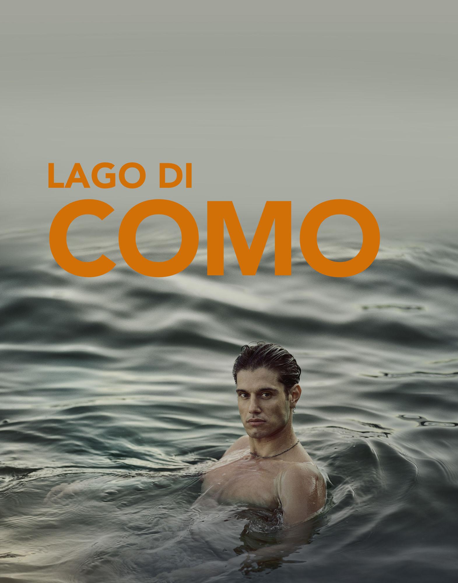 LAGO DI COMO / Editorialshooting by AVA PIVOT