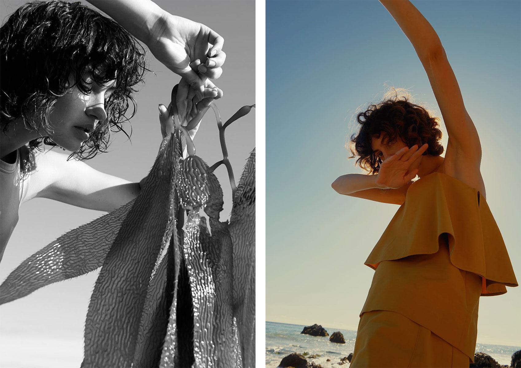 NINA KLEIN, Elke Dostal & Carolin Jarchow for Vogue Ukraine