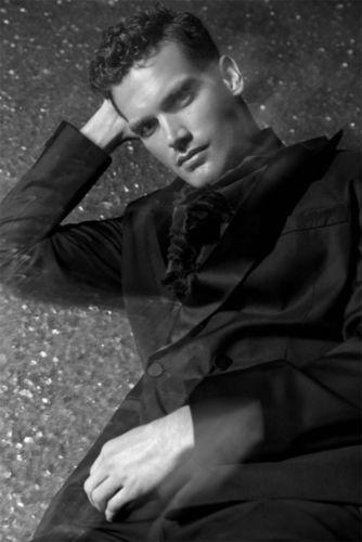 Sean Harju for GG Russia Fashion Icon spring/summer 2017