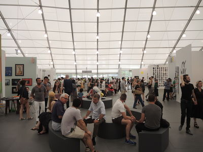 FRIEZE NEW YORK, May 2015