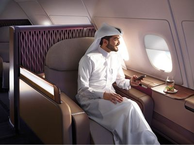 70SEVEN for QATAR AIRWAYS