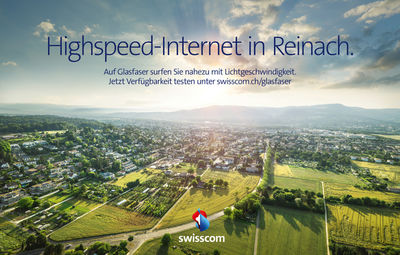 PATRICK SALONEN for SWISSCOM