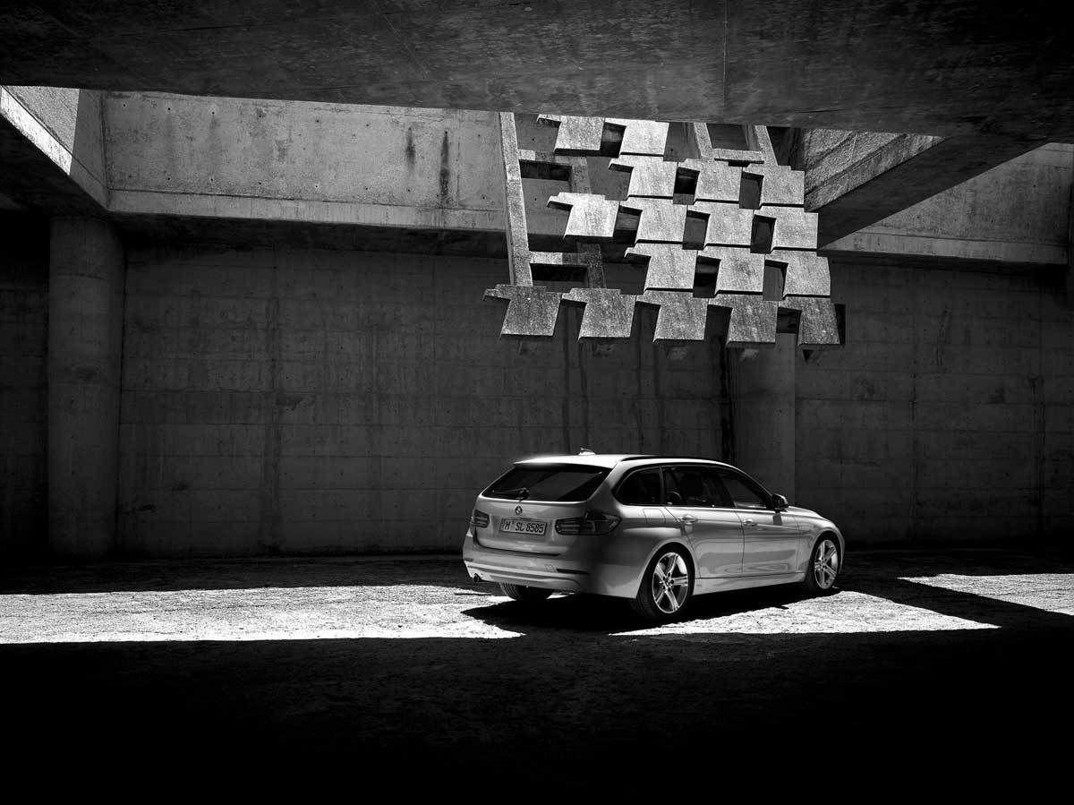 BMW 3 Touring BY DAVID MAURER