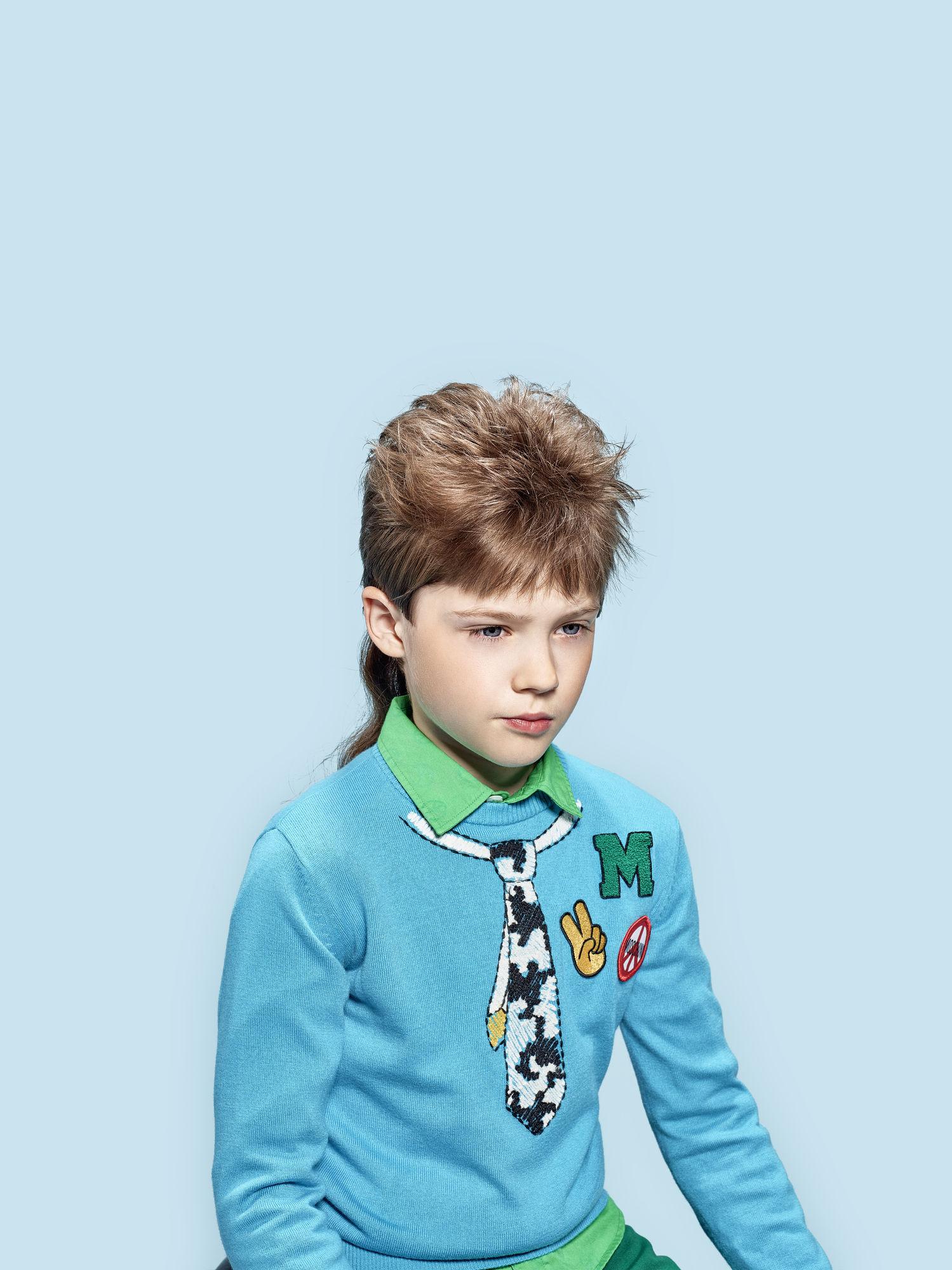 Moschino kids campaign
