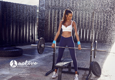 HILLE PHOTOGRAPHERS: GARY ENGEL for active by LASCANA Summer 2019