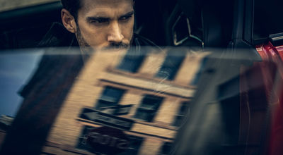 SEVERIN WENDELER: New Campaign of Cadillac ATS V - Photography by Patrick Curtet c/o Severin Wendeler
