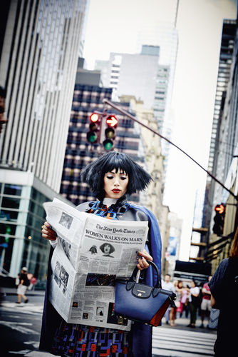BALLSAAL : Stefanie Willmann (Hair & Make-up) for BARBARA MAG