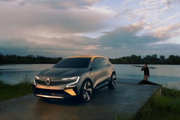 "RECOM : RENAULT ""Megane Vision"" Concept-Car"