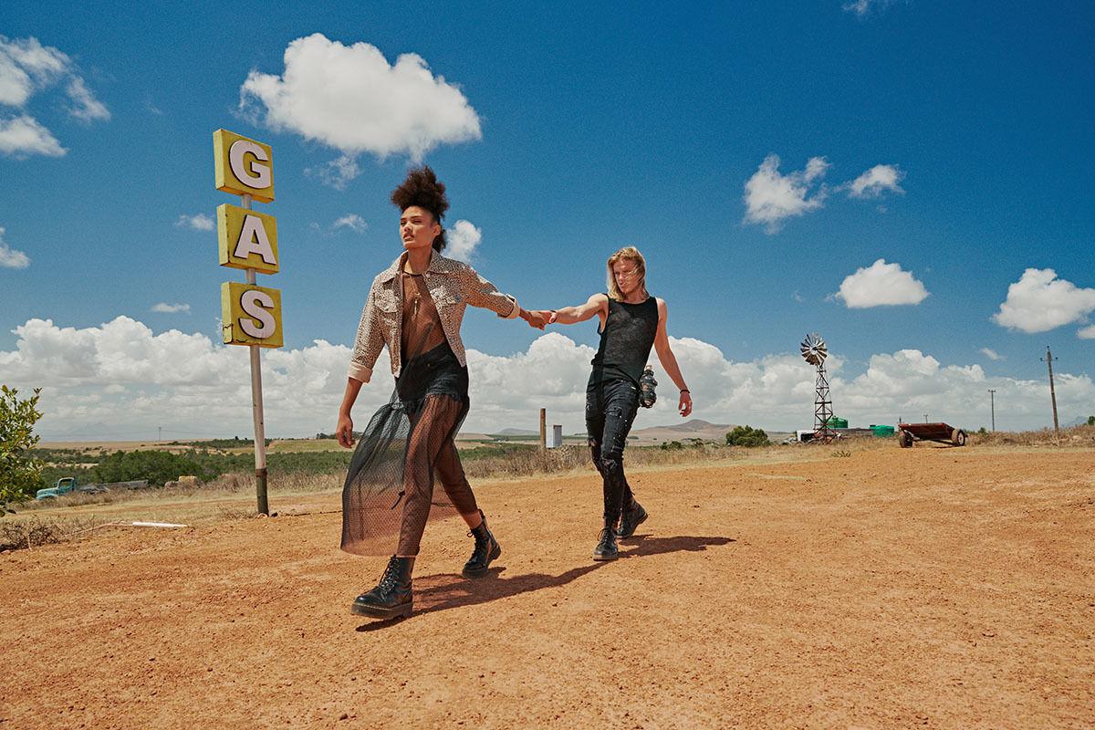 ANDREA HEBERGER GMBH & Desert