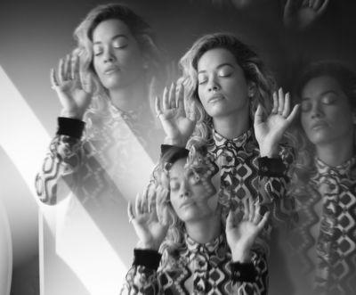 CHRISTA KLUBERT PHOTOGRAPHERS: OLIVER MARK WITH RITA ORA FOR ZEIT MAGAZINE