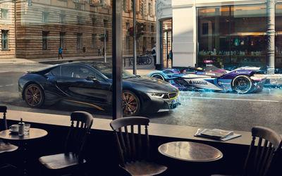 RECOM CGI : BMW Formula E - Campaign