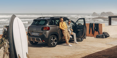 Citroën C3 Aircross SUV Rip Curl produced by Continental Productions