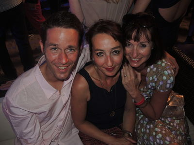 GOSEE CANNES 2014 - GERMAN BEACH PARTY