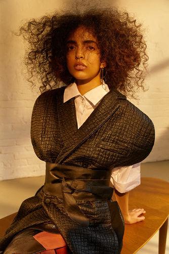 Elana Köhler / Hair Make-up for contributor magazine