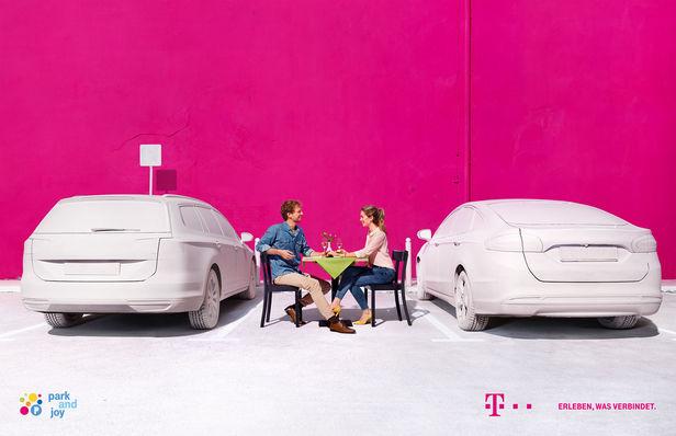 WILDFOX RUNNING: Maak Roberts for Telekom Campaign