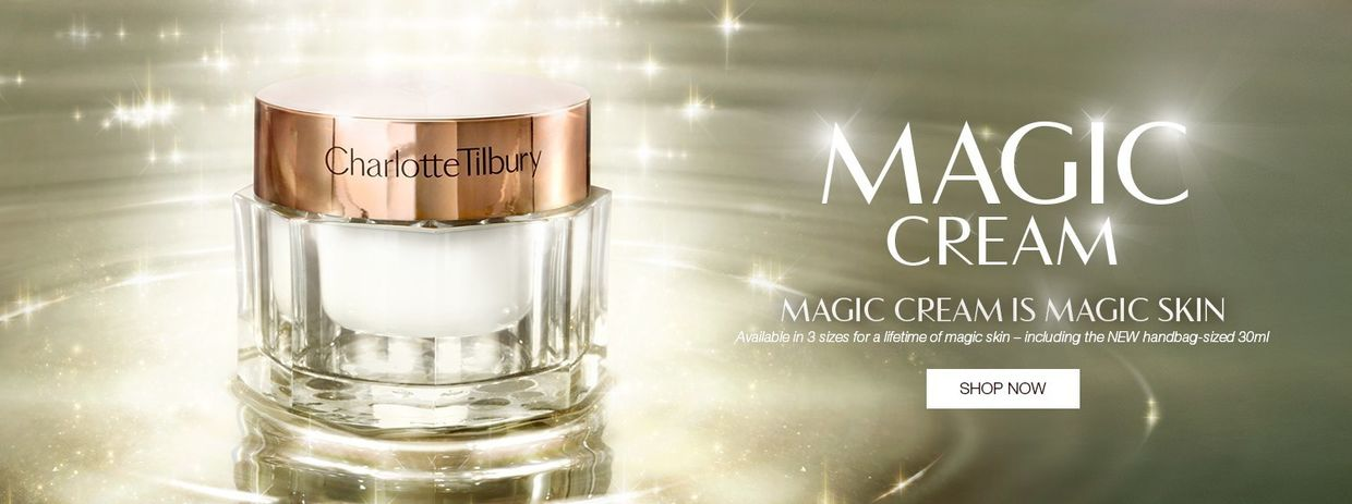 Magnus CRAMER c/o AGENT MOLLY & CO for Charlotte Tilbury