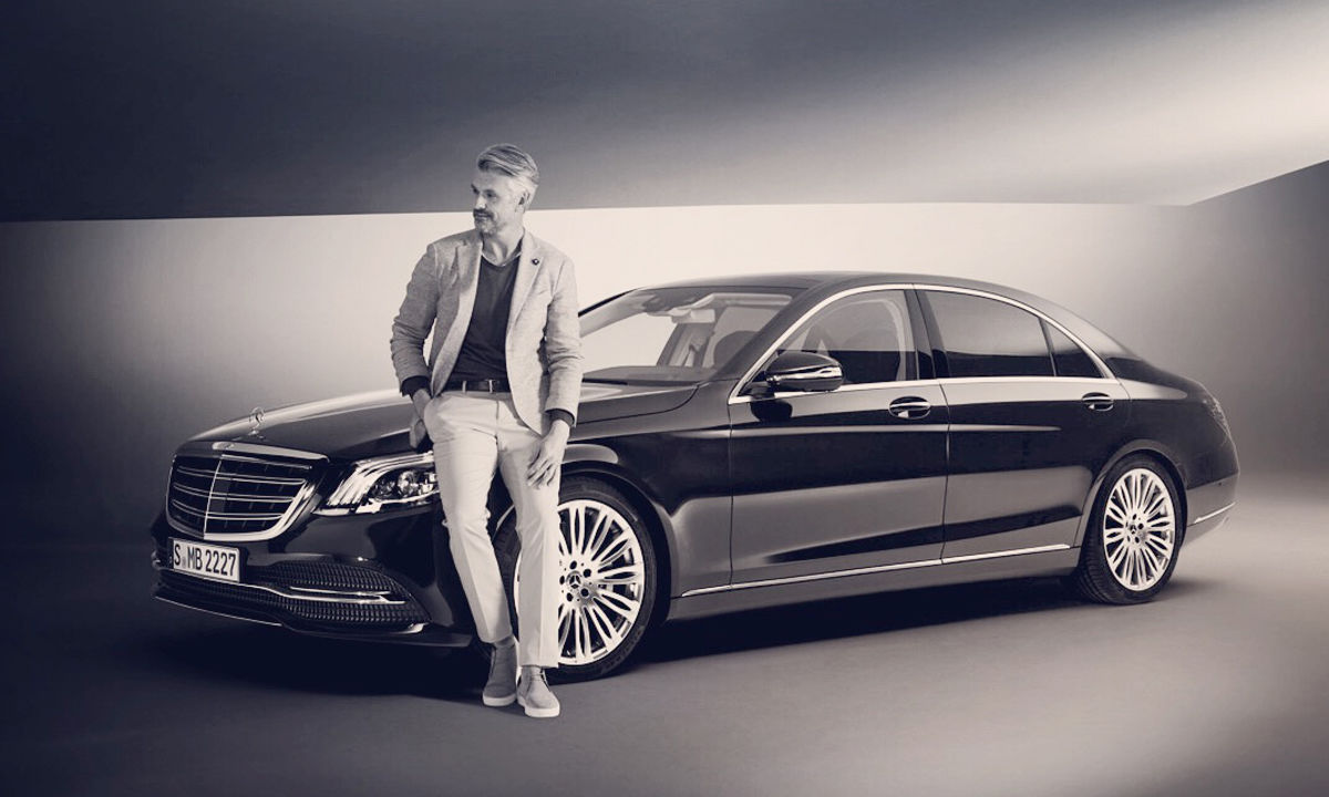 JUERGEN BERDEROW for Mercedes-Benz Magazin