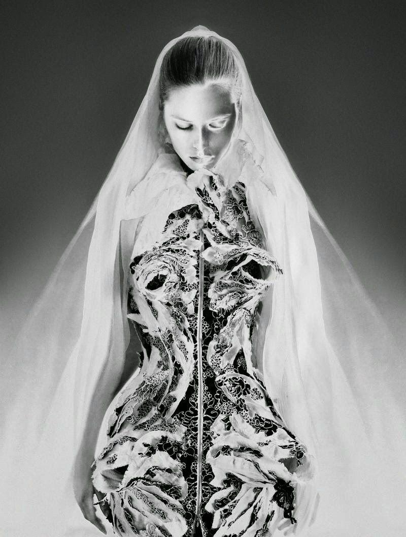 MUNICH MODELS : Caroline Brasch Nielsen for New York Magazine May 2014