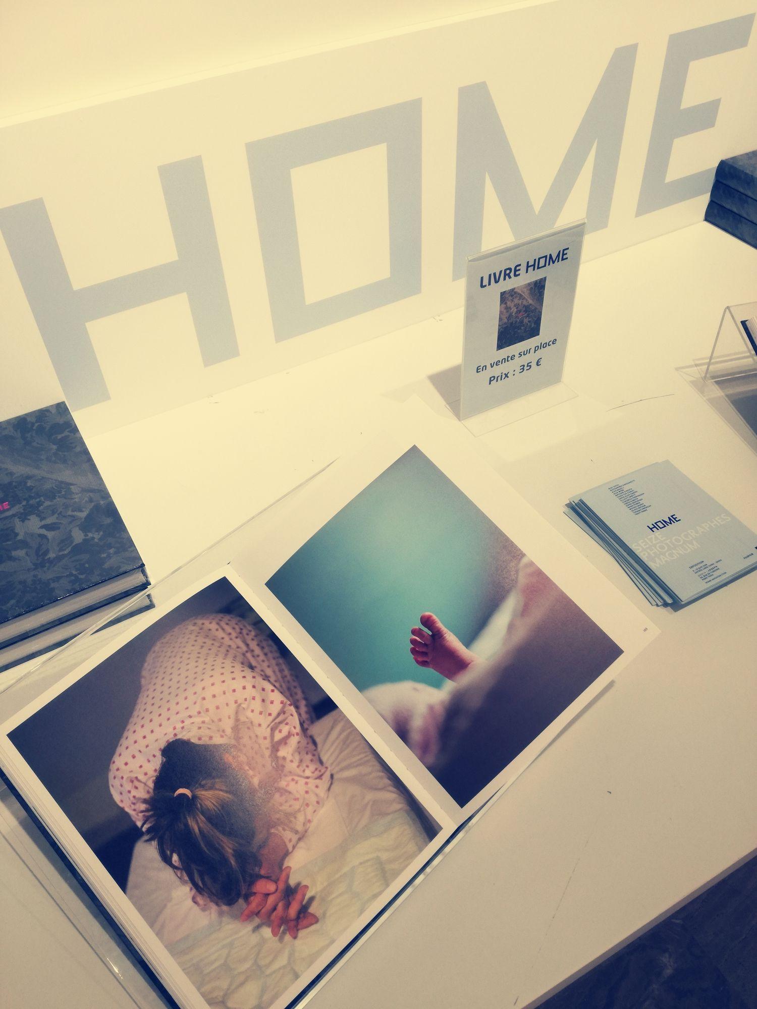 HOME - 16 Magnum photographers interpret their HOME