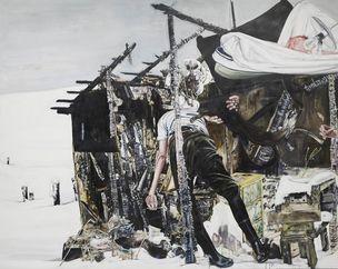 GALERIE ADLER :   LÉOPOLD & TILL RABUS - Entre différence et complicité