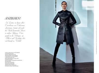 Isabel Scharenberg: Takahiro Ogawa for Icon Magazine