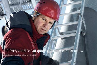TOM GRAMMERSTORF for DAIMLER AG - VITO campaign