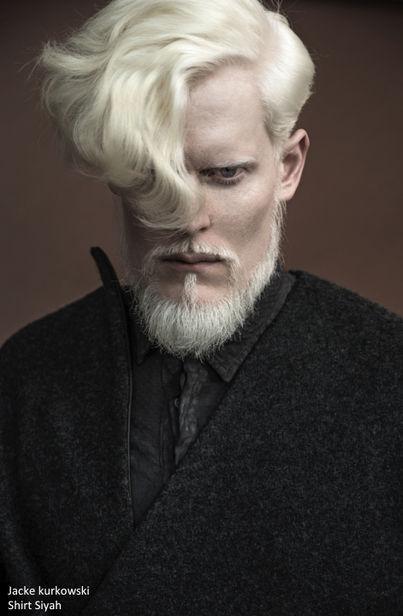 BLOSSOM MANAGEMENT GMBH : Miriam Jochims (Hair &Make Up) for WOW Mag Photo: Dale Grant