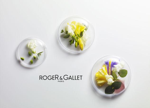 ALYSSA PIZER MANAGEMENT: Roger & Gallet By Stéphane Pelletier
