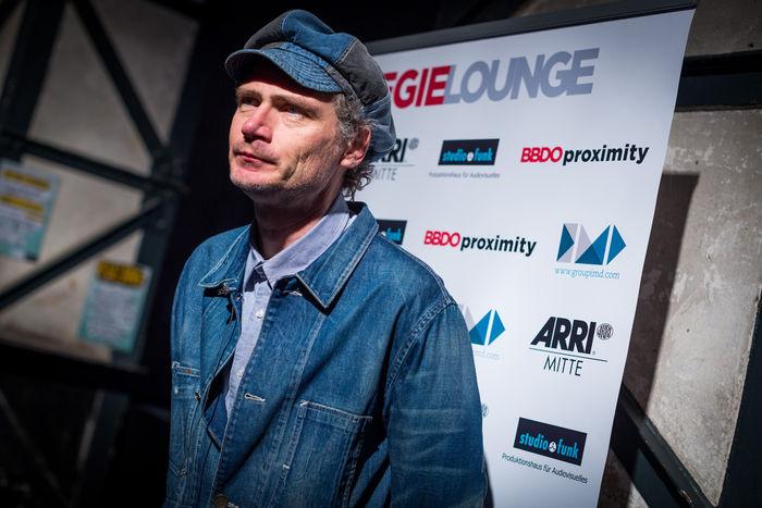 DIRECTOR'S LOUNGE : Regielounge 43 at EWerk Berlin