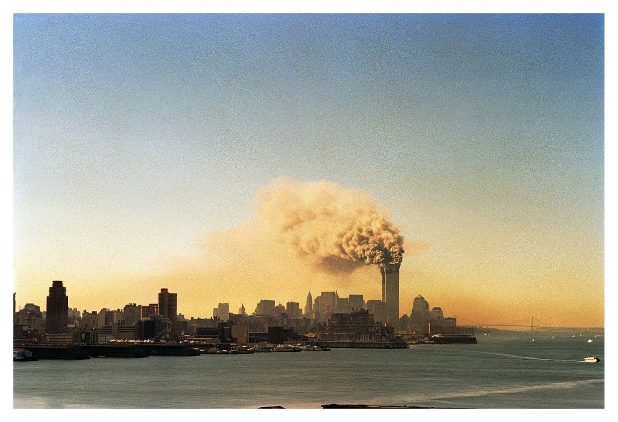 '20 Years After - an Alternate View' by TIM PETERSEN