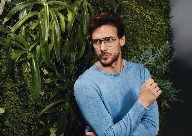 HILLE PHOTOGRAPHERS: JOHANNES GRAF for MENRAD Eyewear Kampagne Spring/Summer 2019