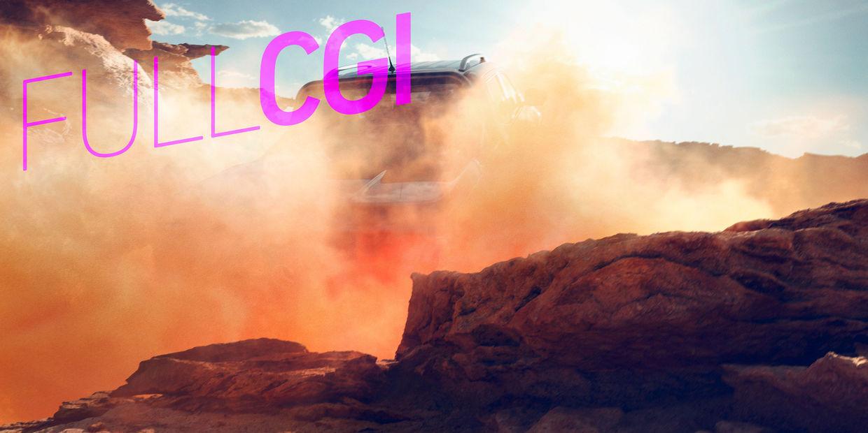 RECOM CGI . FULL-CGI One-Shots