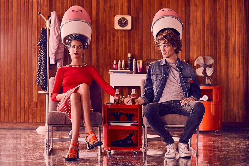 COSMOPOLA | Manuel Archain - Coca Cola Campaign