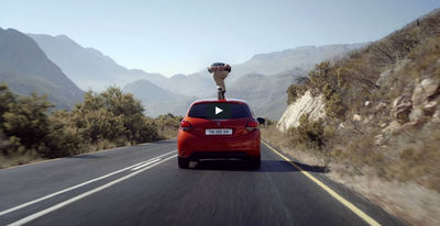 THE SATISFACTION : PEUGEOT // Facing the emotion of driving