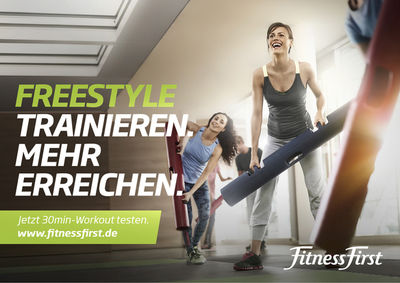 FRITHJOF OHM & PRETZSCH for FITNESS FIRST