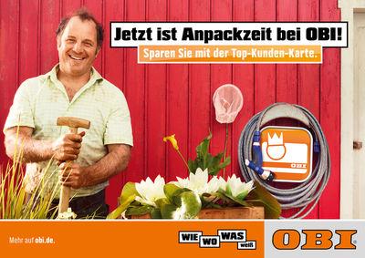 Jung von Matt/craft for OBI