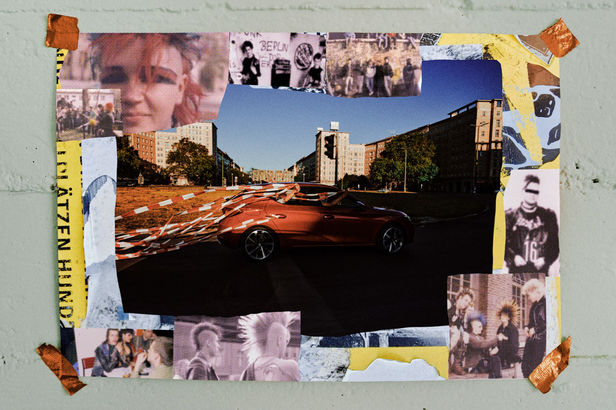 YEAH BUT NO car: Wolfgang Zac c/o Rockenfeller & Göbels
