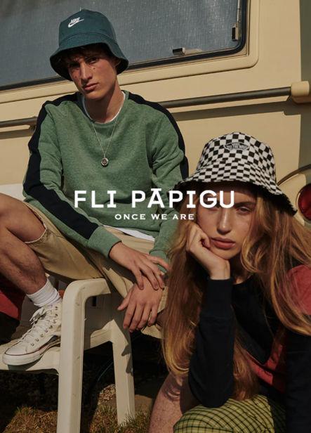 NINA KLEIN, Styling Hannah Godde for Fli Papigu by Marius Knieling