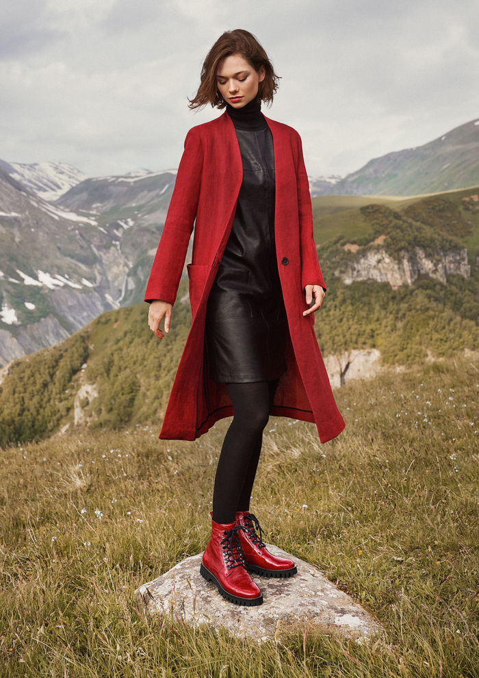 STEPHAN GLATHE for Sioux Shoes AW19 in Georgia